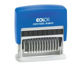 Mini Numerator COLOP S 120/13