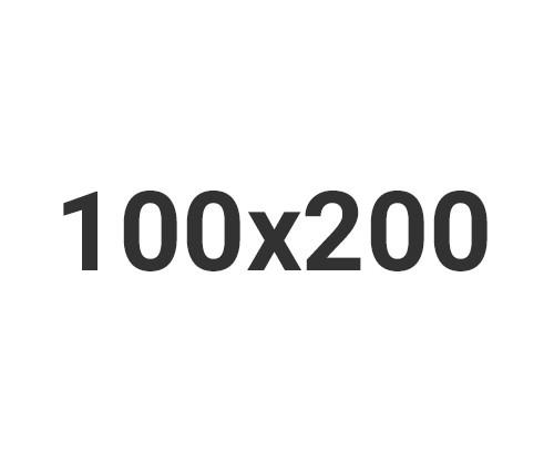 Rollup 100 cm x 200 cm