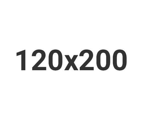 Rollup 120 cm x 200 cm